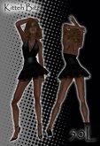 ::Kitteh Bitz:: Little Black Dress