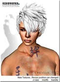 .:cheveux:.HairGlayscale 012