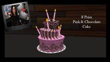 Pink Chocolate Cake
