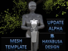 Support Box for Customer with all Alpha Mask, Update Alpha and New Alpha Guide