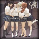~GOLA DISCOUNT~ Students Scoop! .Poses.#