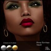~Soedara~ Hoop Earrings Small