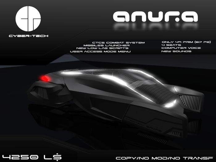 Anura NN - CTCS - V2.02 - BOXED