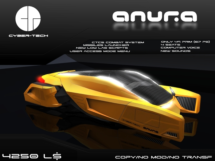 Anura YY - CTCS