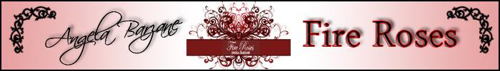 Banner fire roses