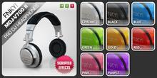 FNKY! MDJ-V700 II Pro DJ Headphones (Pack)
