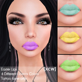 [XCW] Easter Lipsticks