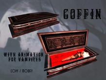 vampire's coffin