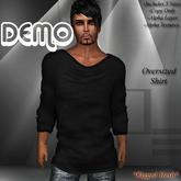 DE Designs - Mens Oversized Mesh Shirts - DEMO