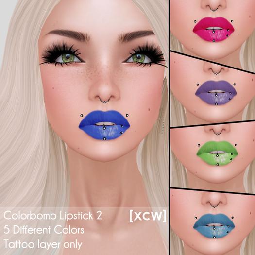 [XCW] Colorbomb Lips  2