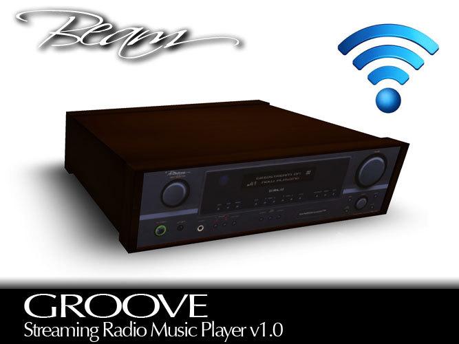 BEAM - GROOVE - Streaming Radio Music Player v1.4