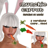 .:-CatniP-:.  Munchie Carrot, Mouth carrot