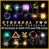 Ethereal Two Particle Texture Collection