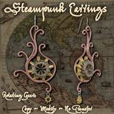 :*:CPD:*: Steampunk Earrings
