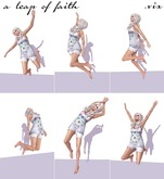 (.vix) a leap of faith pose pack