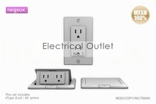 :neigeux: Electrical Outlet No.1