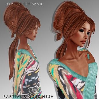 Vanity Hair: Love After War- Demo(MESH)