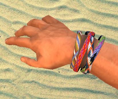 Friendship bracelets by Hoodoo Surf