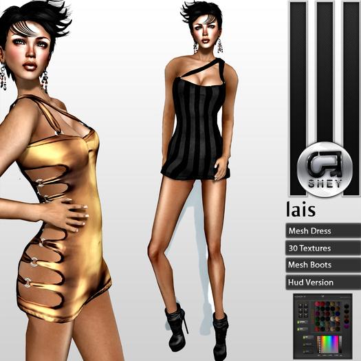 SHEY - Lais Mini Summer Dress