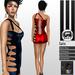 Shey lais mini dress1