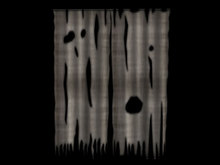 Curtains with Breeze - Scary - seamlessly animated curtains