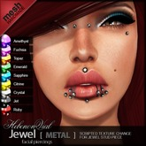 :Hebenon Vial: Jewel [Metal]*Mesh* (Boxed)