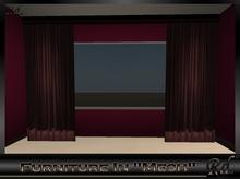 *Curtain Mavery >Touch Slide Curtain<