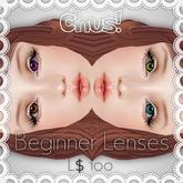 Chus! Beginner Lenses