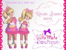 {mimi}.:: Kawaii Bunny Pack for Kid & baby ::. *
