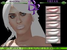 Beautiful Freak - Basic neutral Lipstick - matte - white