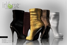 inVerse™ - Milano - ankle heels with HUD DEMO