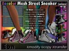 Recolor Mesh Street Sneakers (female) ..:: EON ::..