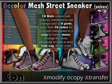 Recolor Mesh Street Sneakers ..:: EON ::..