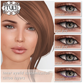 [:T:] Inner eyelid customization