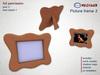 *M n B* Picture frame 2 (meshbox)