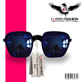 {*I <3 FashiOn*} Divas Sunglasses - Blue(MESH)