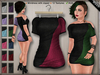 DN Mesh: Zipper Dress w HUD