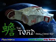Toad - Cargo Ship