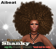 Aibeat *Shanky* brown