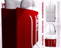 BEST SELLER! - [UT] Packaging solutions - Sculpt - Suit bags - full perm