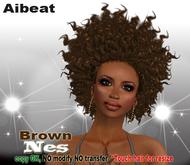 Aibeat *Nes* brown