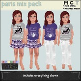 ~* Larnia Kids *~ paris mix pack