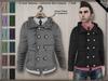 Vendor %28m%29 buttoned jacket slx