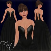 [K~*~S] Fate - Gown - Onyx