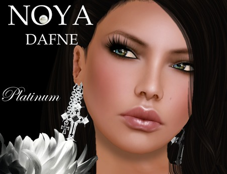 **NOYA** [1 WEEK 70% SALE] DAFNE - Female Platinum Model Avatar