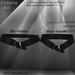DE Designs - Camarena Belts - Black