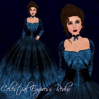 [K~*~S] Celestial Empress Redux - Azure