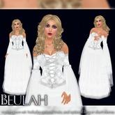 [K~*~S] Beulah - Gown - Snow
