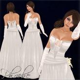 [K~*~S] Phoebe - Gown - Snow