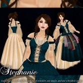[K~*~S] Stephanie - Gown - Amethyst